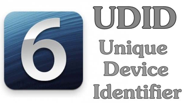 Free UDID for iOS 6 beta
