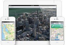 iOS D Maps