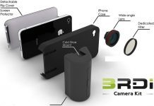 RDi camera kit iphone  S
