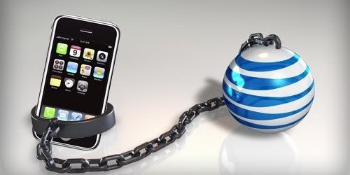 Locked AT&T iPhone Blacklist