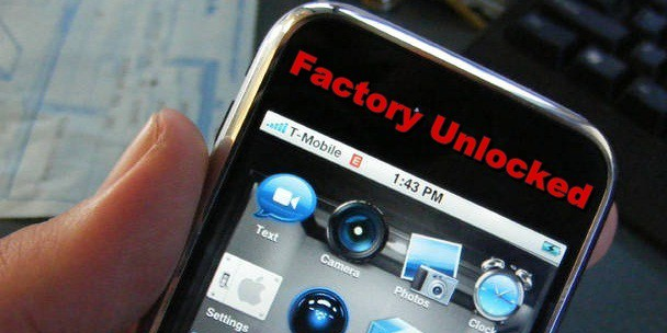 Factory Unlock Benefits