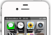 Test iPhone Signal Strong