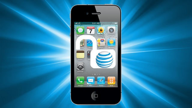 Unlock iPhone 4 baseband 4.11.08 / 4.12.01