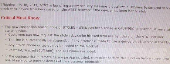 Unlock AT&T iPhone