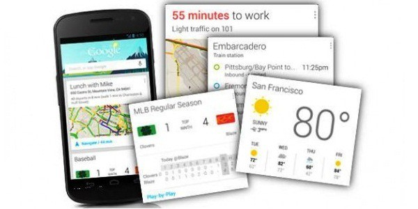 Google Now Features vs Siri