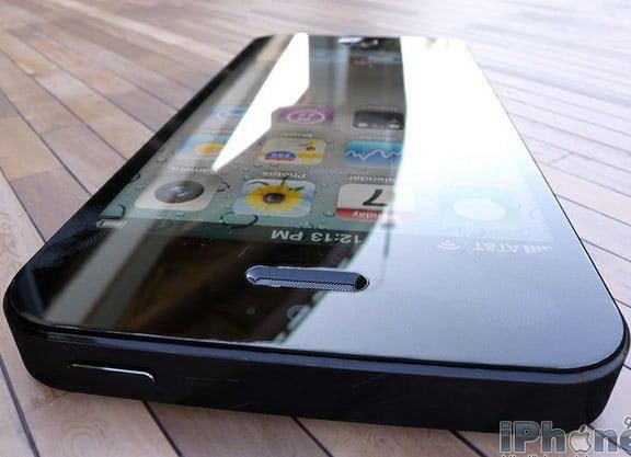 iPhone 5 rumor 1GB RAM LTE NFC concept