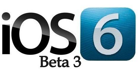 Download IOS 6 Beta 3