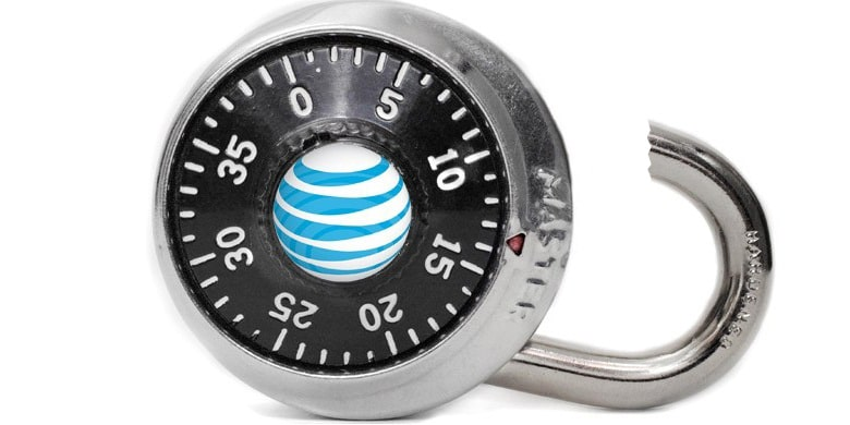 Factory Unlock At&T iPhone