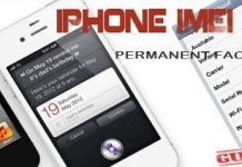 Factory Unlock iPHone  Via IMEI