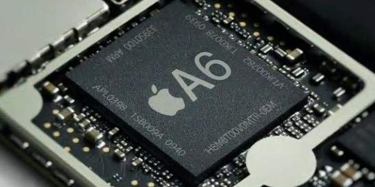 iPhone 5 CPU