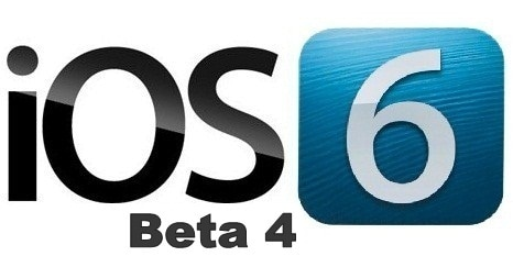 Download iOS 6 Beta 4