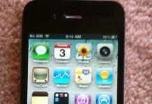 iphone  no sim unlock