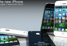 iphone   inch display