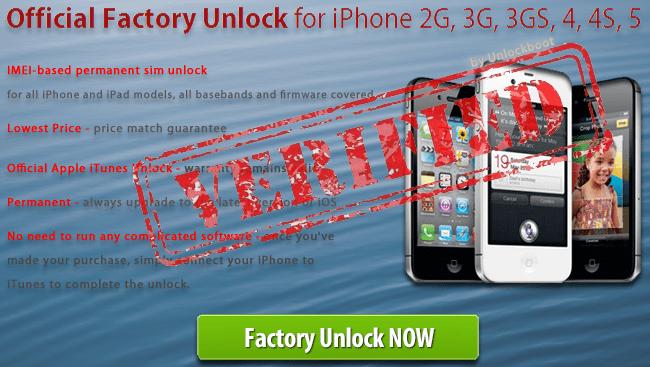 iOS 6 Unlock