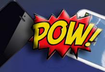 iPhone  vs Galaxy S