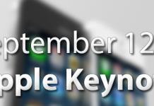 iphone  keynote