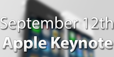 iphone 5 keynote time