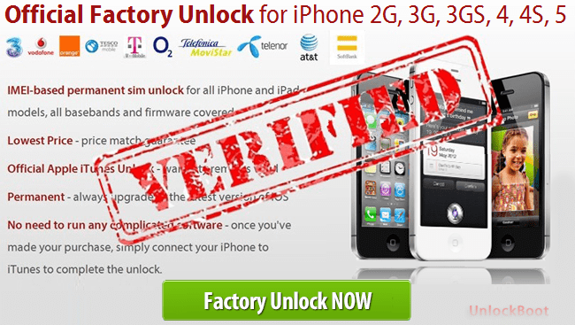 Unlock iphone faq