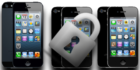 Permanent unlock iPhone 4