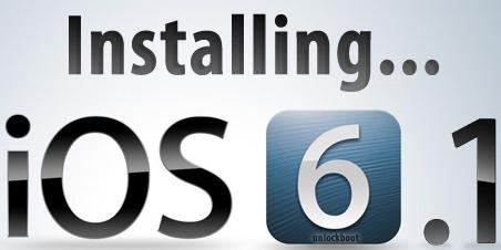 How to Install iOS 6.1 Beta