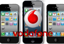 Unlock Vodafone iPhone