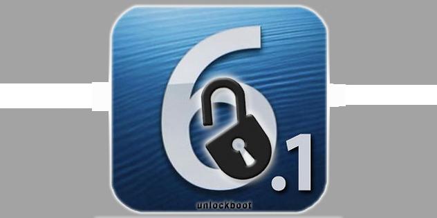 unlock iOS 6.1