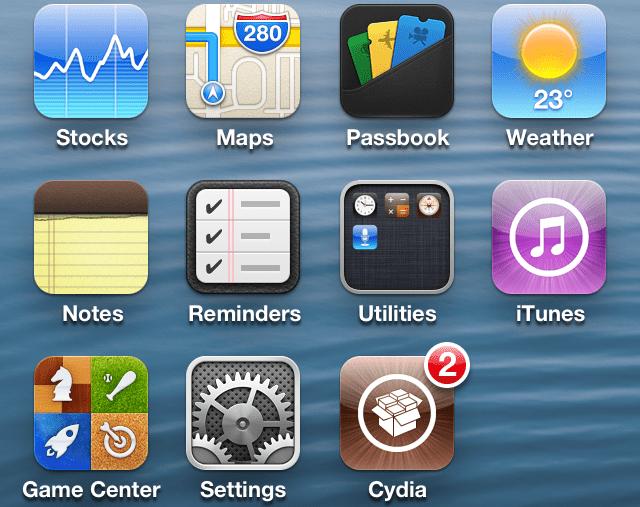Fixing Weather APP iOS 6.1