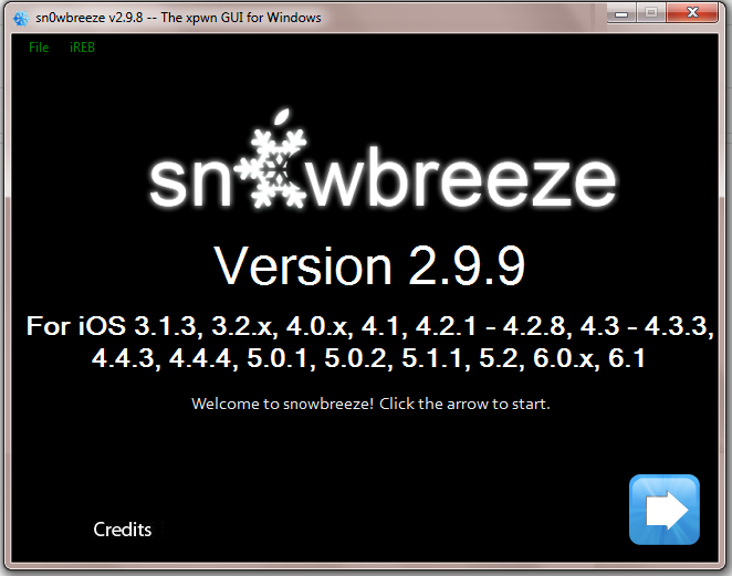 Download Sn0wbreeze v2.9.14