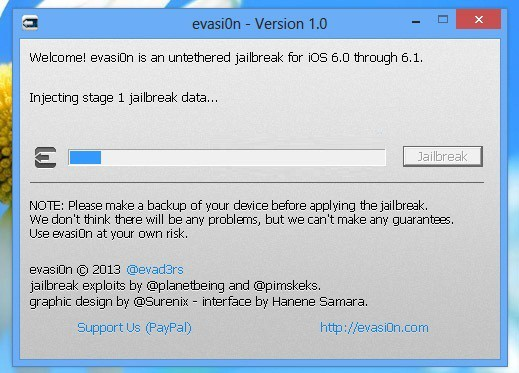 jailbreak ios 6.1.6 windows