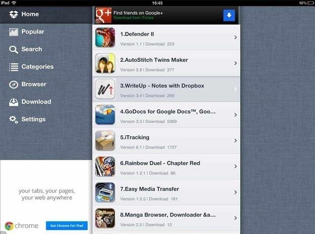 App Cake Installous alternative