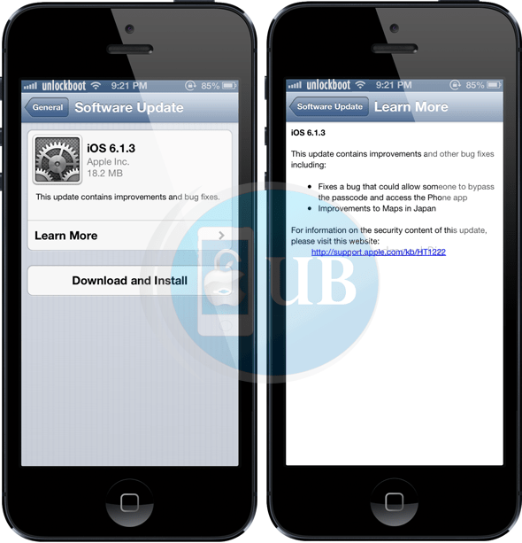 ios 6.1.3 download