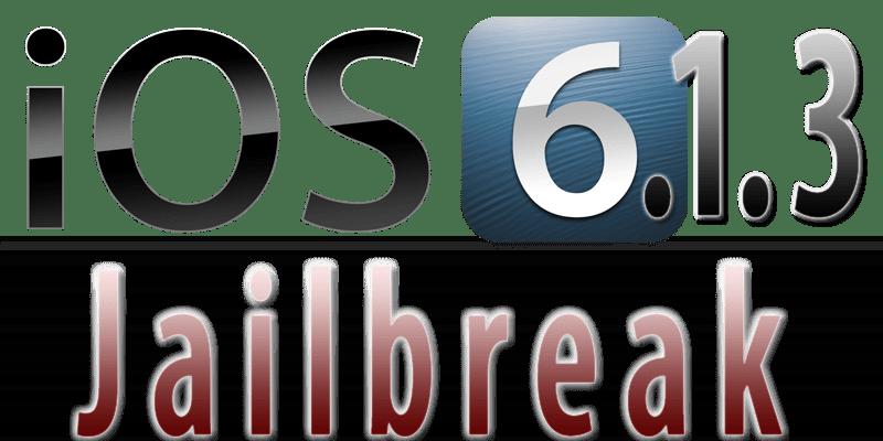 jailbreak iOS 6.1.3