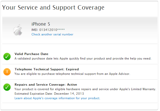 Check Iphone Purchase Date