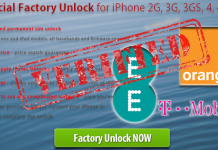orange uk iphone unlock