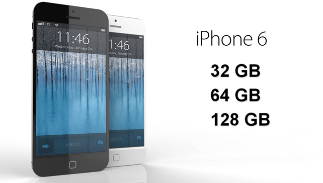 128 gb iPhone 6