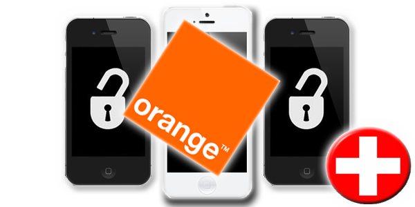 Unlock Orange Switzerland iPhone