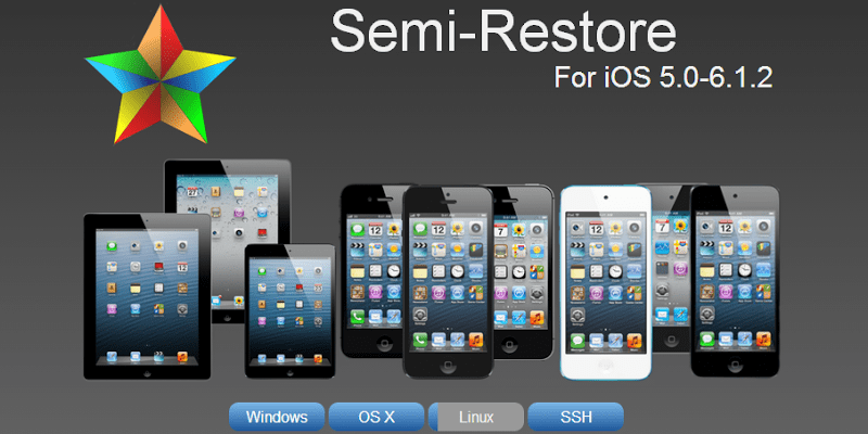 download semirestore for windows