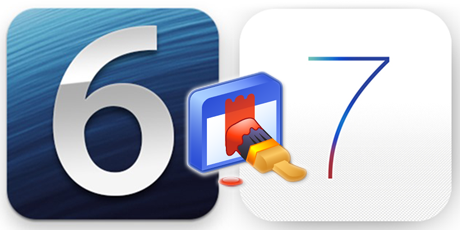 IOS 7 Theme for iOS 6 install