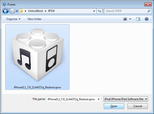 iOS 7 Install tutorial