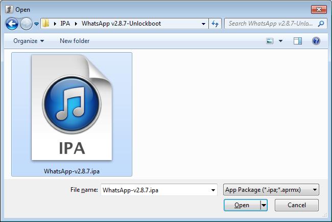IPA App install free