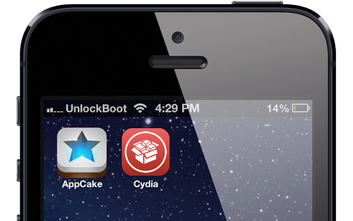 Install Appcake on iPhone