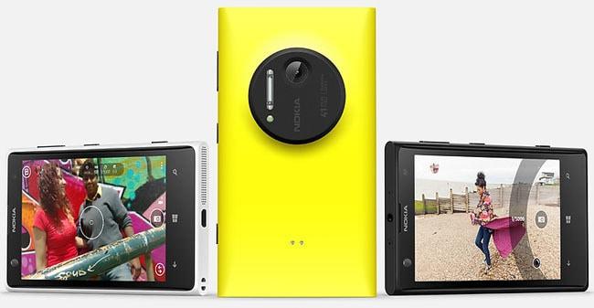 Nokia Lumia vs iPhone 5S