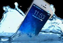water damage repair iphones