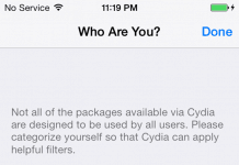 Cydia on iOS