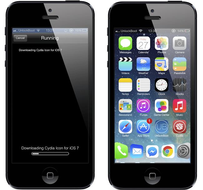 Install Cydia IOS 7 Icon