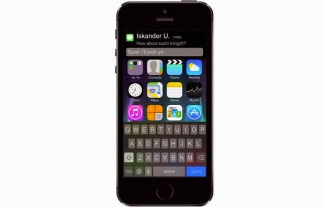 Apple iOS 7.2