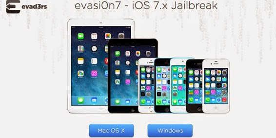 Download Evasi0n ios 7 jailbreak