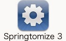 Springtomize  ios