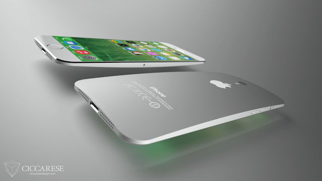 iPhone 6 desigh