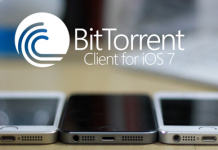 BiTorrent fownload iOS